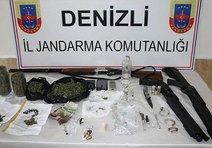 Uyuşturucuya şafak baskını: 10 Gözaltı
