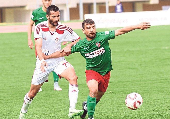 Karşıyaka'dan ayrılmak için TFF'nin yolunu ilk tutan futbolculardan Mustafa Aşan'a Kastamonu 1966, Şanlıurfaspor ve Azerbaycan Ligi'nden teklif geldi.