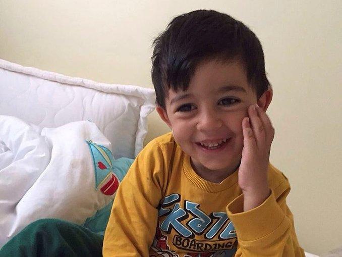 5 yaşındaki Alp Efe, 3 yaşındaki Ramazana can oldu