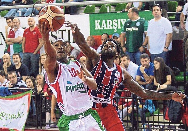 Türkiye Basketbol Federasyonu Disiplin Kurulu, Pınar Karşıyaka'ya Halk Enerji TED Ankara Kolejliler maçındaki taraftar olayları sebebiyle toplam 12 bin TL. para cezası verdi.