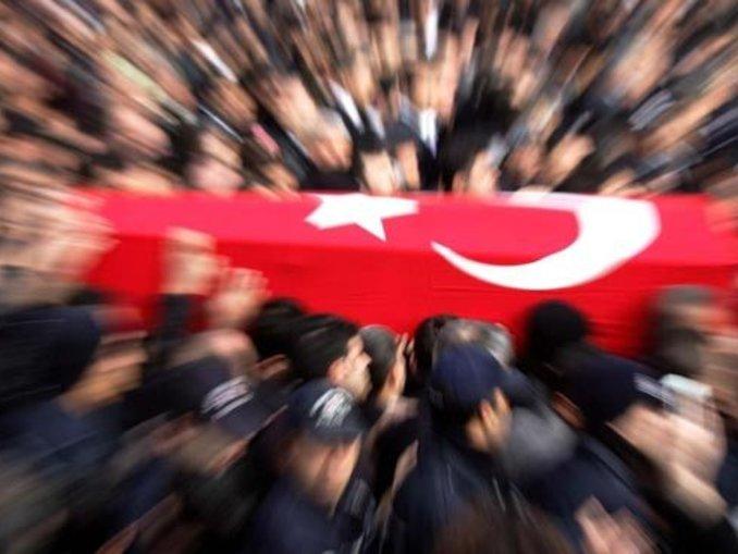 Licede PKKdan roketli saldırı: 1 şehit