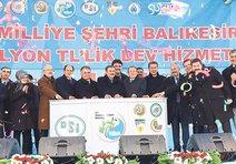 Balıkesir'e 175 milyon liralık 31 tesis daha