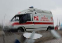 Tırla motosiklet çarpıştı: 1 ölü, 1 yaralı