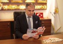 AK Partiden İzmire özel broşür