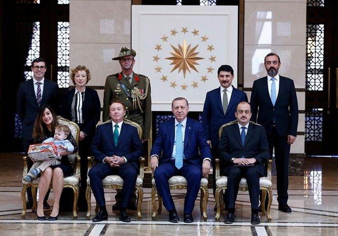 Erdoğan'dan Ürdün'de Suriye ve Irak mesaisi