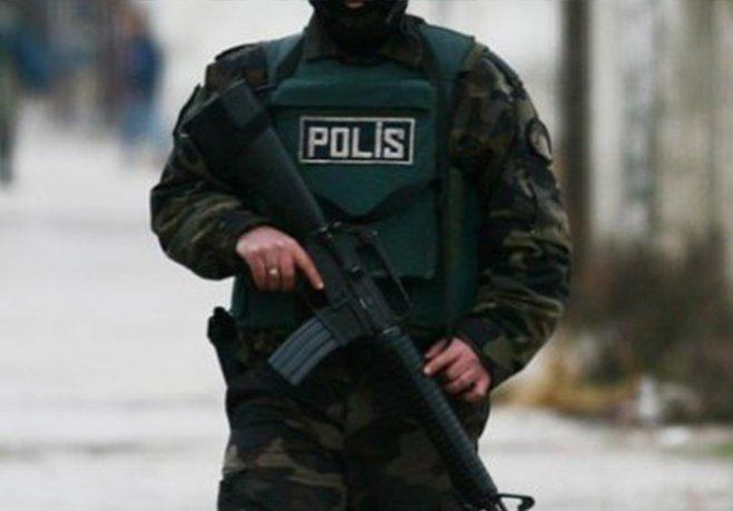 8 Ayrı adrese Eş Zamanlı PKK Operasyonu
