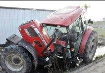 Önünde Seyreden Traktöre Çarptı: 1 Ölü