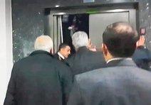Belediye meclis üyeleri asansörde mahsur kaldı