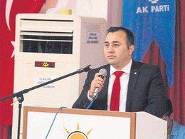 AK Parti İlçe Başkanı Gülcan'a bıçaklı saldırı