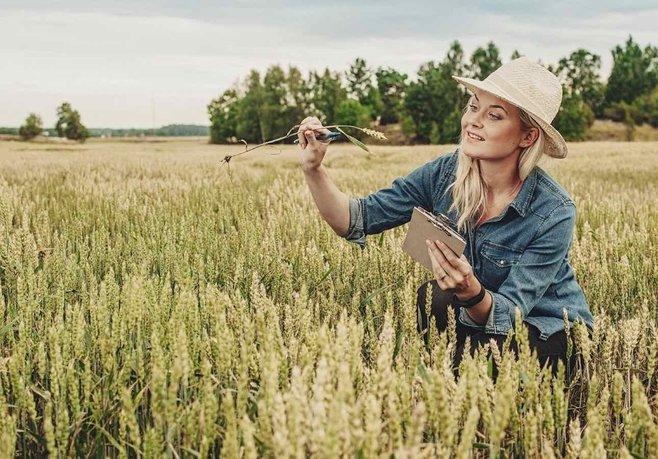 Genç çiftçilere 6 milyonluk destek