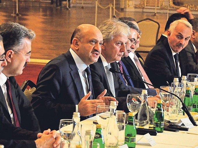 Savunma sektöründe İzmir merkez olabilir