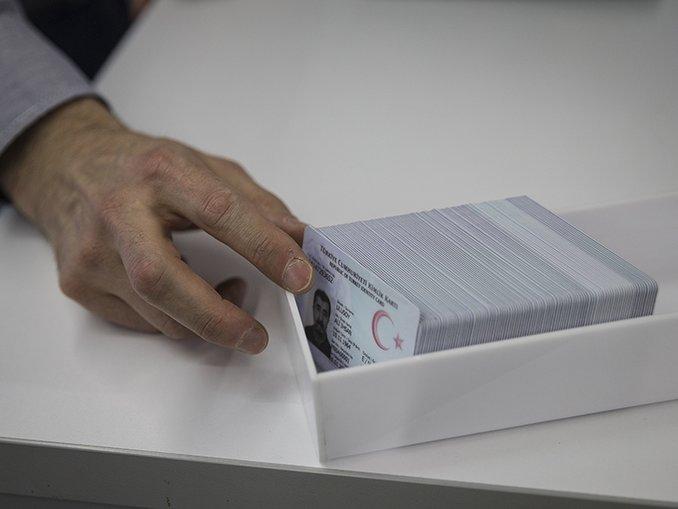 Çipli kimlik kartlarında süre kısaldı