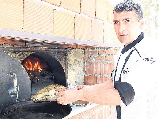 Kaddafi'nin aşçısı Muğla'da