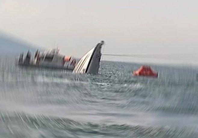 Sürüklenmeye başlayan Teknede Can Pazarı