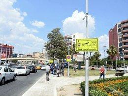 İzmirde hatalı parka kameralı gözetim