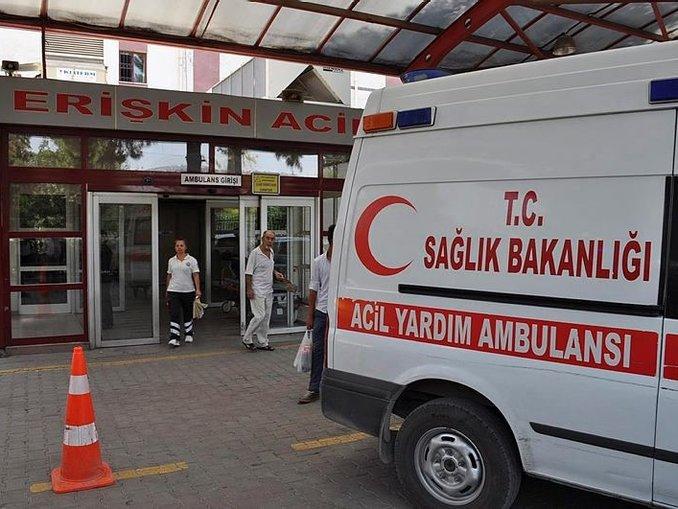 Sıcak havadan 200 İzmirli hastanelik oldu...
