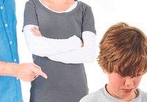 Çocuğa ceza vermek çözüm değil