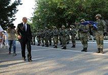 Milli Savunma Bakanı Işık İzmirde