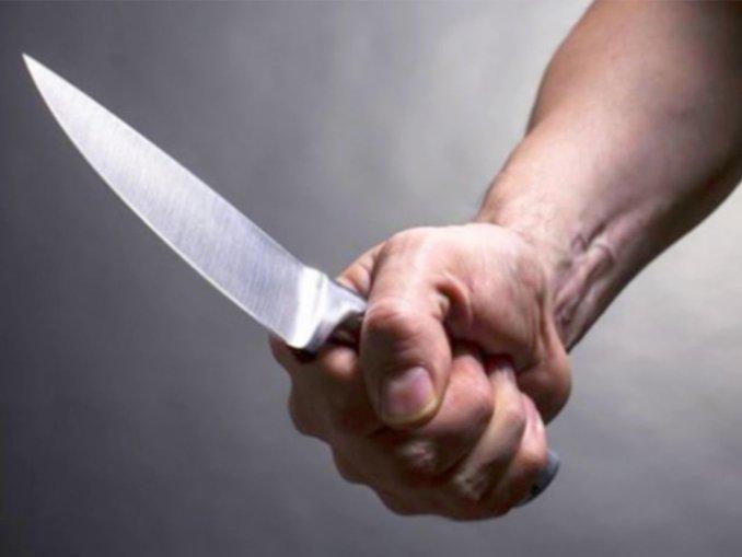 Cezaevinde bıçaklı kavga