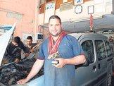 Madalyalı tamirci