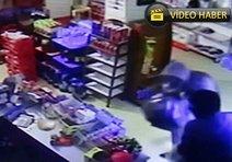 Hırsızların Rahat Hareketleri Şaşırttı