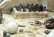 Çanakkalenin ruhunu oluşturan mermiler çalındı