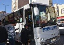 Otobüs şoförlerine Nezaket ve hoşgörü eğitimi