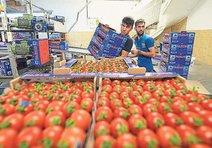 Rusya'dan sebze meyve talebi başladı