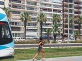 Kaplumbağa hızında tramvay