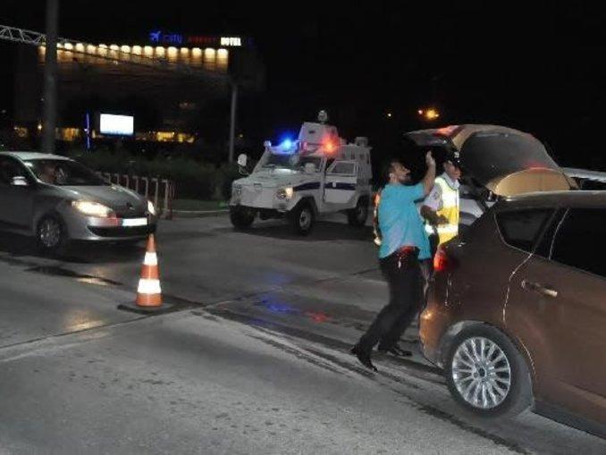 İzmir Adnan Menderes Havalimanında güvenlik önlemleri arttırıldı