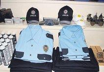 Polis üniformalı hainler aranıyor
