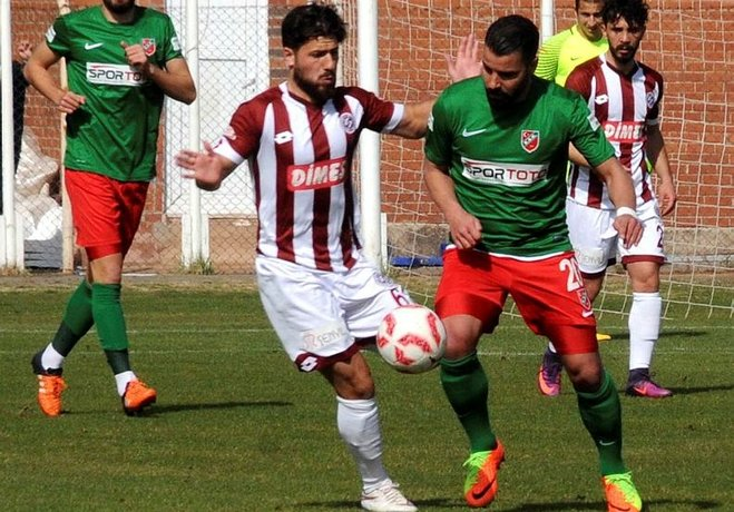 Karşıyaka Tokatspor'a 1 - 0 mağlup olarak haftayı puansız kapattı.