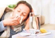 Gribe antibiyotik değil bol sıvı