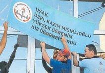 Uşak'ta FETÖ okullarına kilit