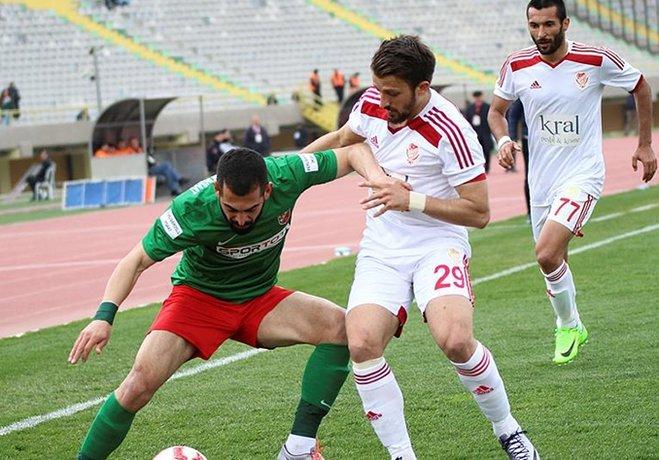 Karşıyaka Gümüşhanespor maçında 6 futbolcusunun sarı kart görmesi nedeniyle PFDK'ya sevk edildi.