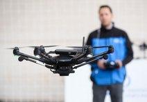 Dronlu suçlu özel ekiple 5 aydır aranıyormuş