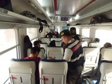 Denizli-İzmir treninde huzur operasyonu