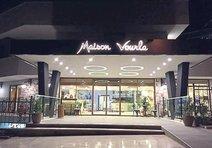 Kendini özel hissedenlerin mekanı Maison Vourla Hotel