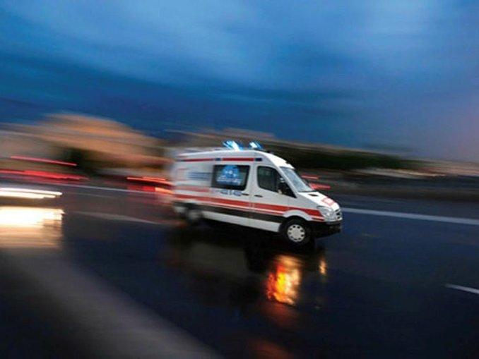 İzmirde ambulans kazası can aldı