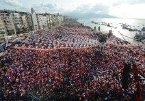 Ak Parti mitingine halk 5 bin otobüsle taşınacak