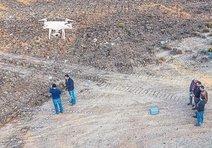 İzmir ormanlarına 'drone' desteği