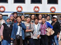 İzmir'de Ev Kadınları İçin Ücretsiz Geziler