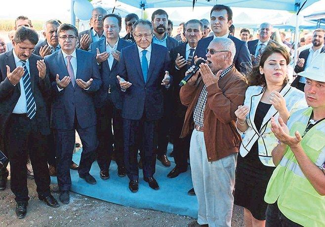 Bigadiç'e 7 milyon liralık dev tesis