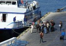 Dikili-Midilli feribot seferleri başladı