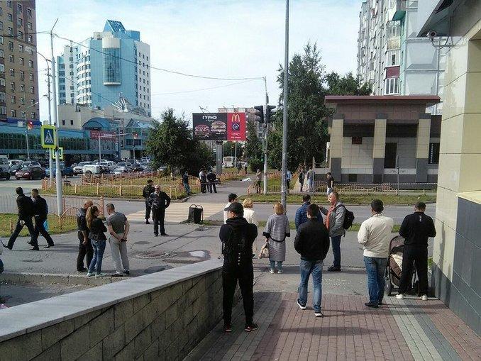 Rusyada bıçaklı saldırı: 8 yaralı