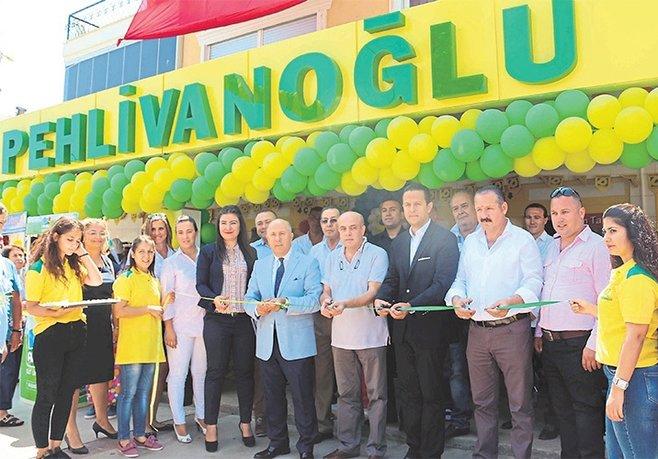 MUHARREM PEHLİVANOĞLU'NDAN GÜZELBAHÇE'YE 48'İNCİ ŞUBE