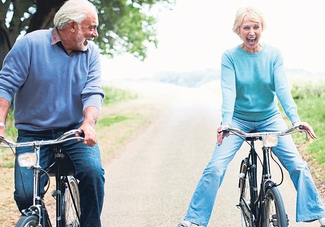 Kaliteli yaşlanmanın sırları
