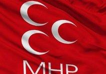 MHP İzmirde acı kayıp