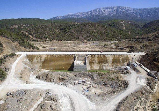 İzmirdeki iki barajda sona gelindi