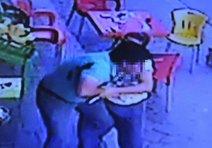Başka kadınla gördüğü kocasını bıçakladı